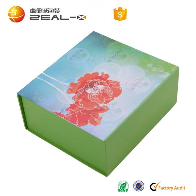 Clothes Paper Gift Box Magnetic Cardboard Printing Logo Matte Lamination Surface