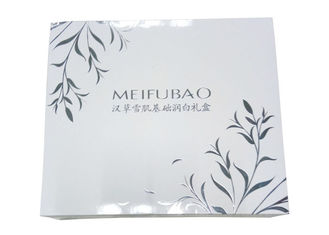 China Cardboard Paper Gift Box 3 Layers / Plastic Tray For Cosmetic Packing factory