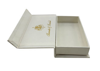 Magnetic Book Shaped Storage Boxes 3d Mink Lashes Packaging Customized Logo