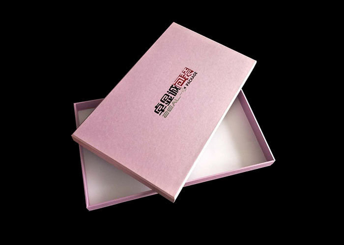 Various Color Premium Paperboard Flat Pack Gift Boxes Clothing Packaging Chipboard supplier