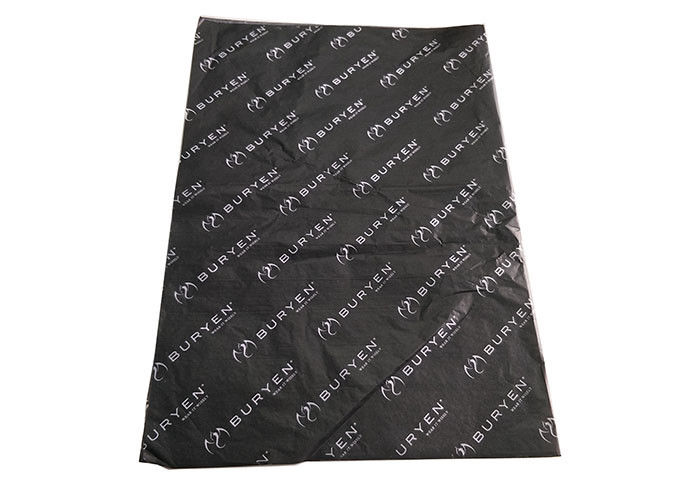 Black bulk tissue paper convenient flower wrapping paper with logo black bulk tissue paper convenient flower wrapping paper with logo printed mightylinksfo