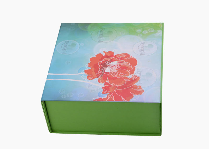 Clothes Paper Gift Box Magnetic Cardboard Printing Logo Matte Lamination Surface supplier