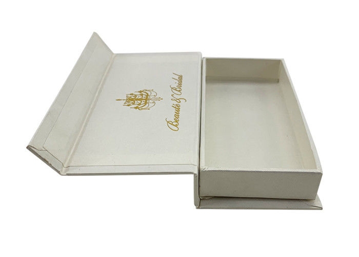 Magnetic Book Shaped Storage Boxes 3d Mink Lashes Packaging Customized Logo supplier