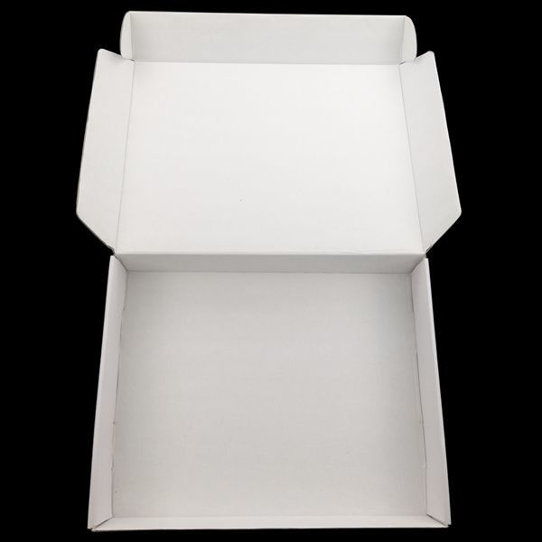 Disposible Printed Shipping Boxes , Matte Lamination Custom Corrugated Boxes
